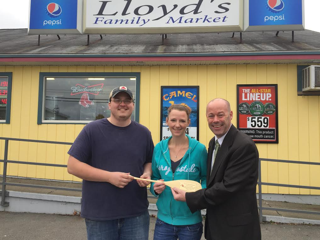 Lloyd's Family Market Recognized
